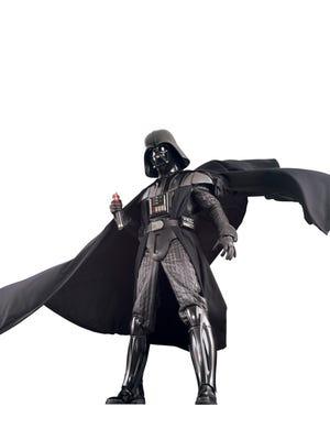 "Darth Vader in ""Star Wars: Return of the Jedi."""