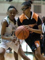 Southside's Anaya Muhammad (3) and the Tigers are building a strong foundation for the program's future.