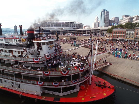 Delta Queen Historic 1920s Riverboat Can Cruise Again