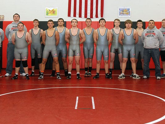 mar 0108 harding wrestling team photo