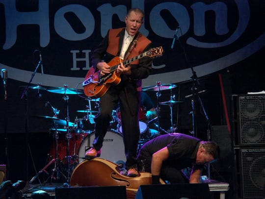 The Reverend Horton Heat will play Friday at The Canyon