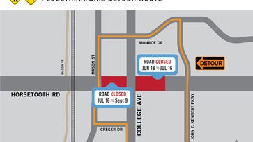 The Fort Collins intersection to avoid this summer, if you can