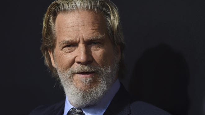 "Cast member Jeff Bridges arrives at the Los Angeles premiere of ""Bad Times at the El Royale"" at TCL Chinese Theater on Saturday, Sept. 22, 2018."