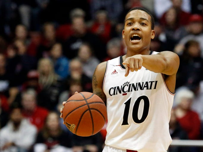 UC's second-half rally puts Houston in place