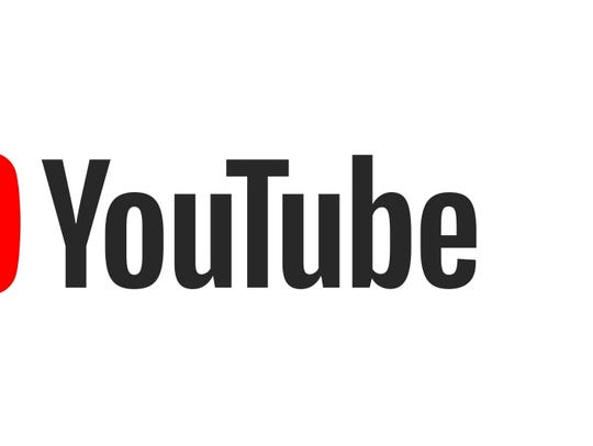 New YouTube logo