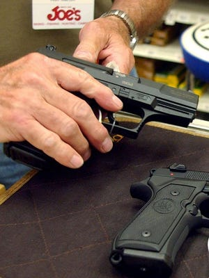 In 2016, the Stearns County Sheriff's Office processed 2,744 permits to carry a firearm and 591 gun purchase permits.
