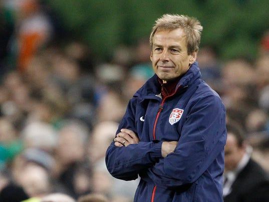 Jurgen Klinsmann: US Soccer Team Hasn't Put 2014 World Cup In Past