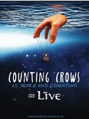 Counting Crows are going on tour Summer 2018 with special