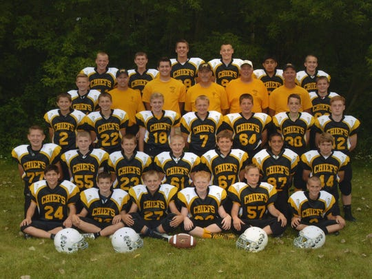 Both the 7th grade and 8th grade (pictured) Manitowoc