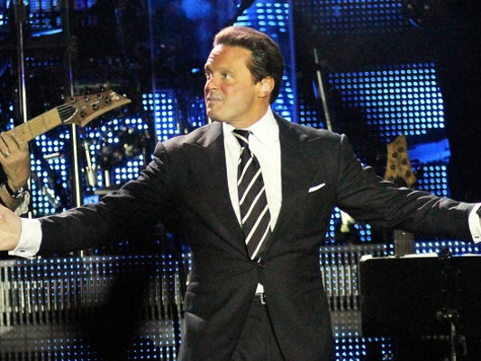 Popular Latin music superstar Luis Miguel will be performing at 9 p.m. Sept. 15 at the Don Haskins Center on the University of Texas at El Paso campus. Tickets go on sale Aug. 1.