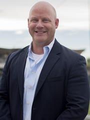 Mayoral candidate Matt Jette