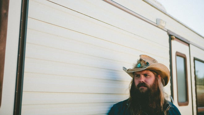 Chris Stapleton's follow-up to 2015's 'Traveller' is available now.