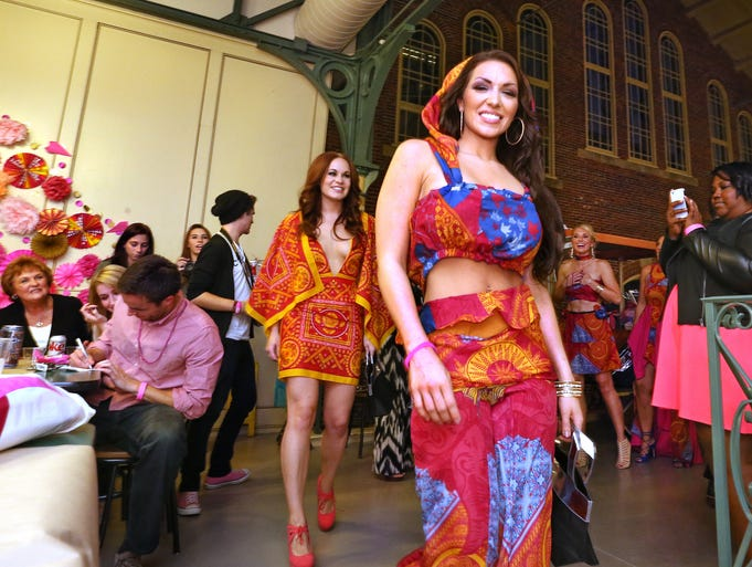 Third Annual Project Pink Fashion Show