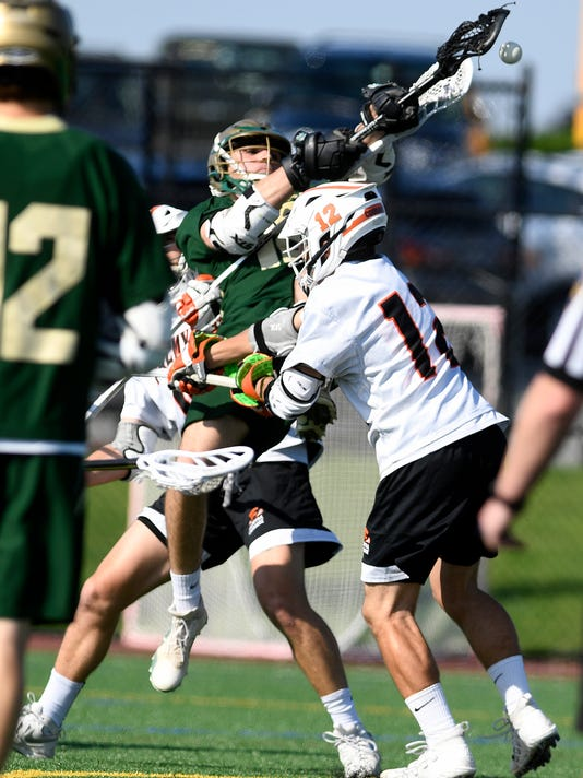York Catholic plays Palmyra in District 3 lacrosse