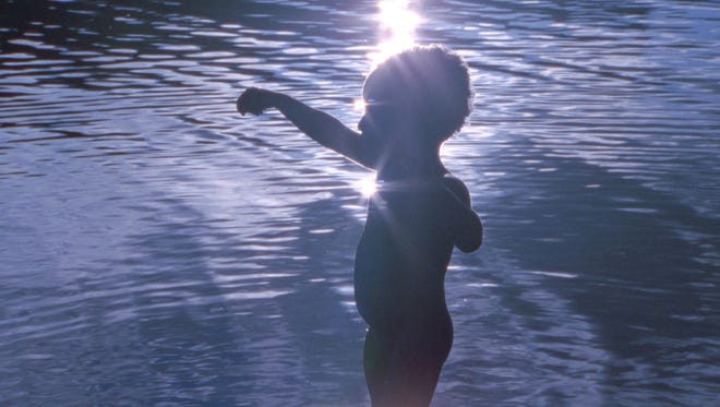 """An image from """"Birth of Innocence,"""" a film about spirituality that had been at the center of a criminal case."""