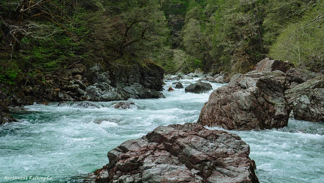 """The North Fork of the Smith River in Oregon was designated as the state's first """"Outstanding Resource Waters."""""""