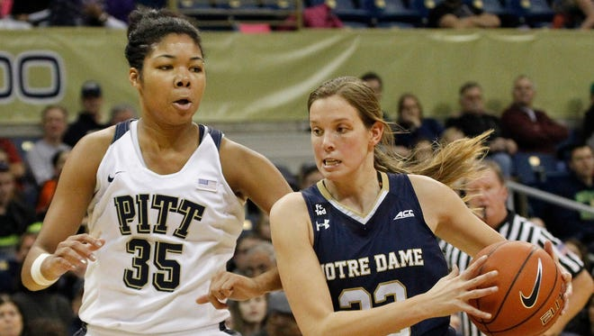 Rutgers women's basketball landed Pittsburgh transfer Stasha Carey as part of coach C. Vivian Stringer's remodeling of the roster.