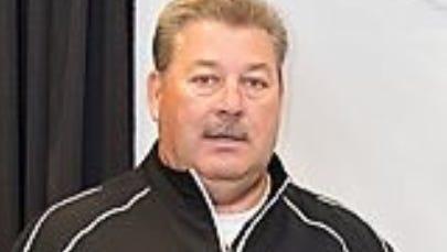 Robbinsville football coach Dee Walsh.