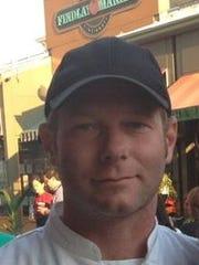 Elias Leisring, owner of Eli's BBQ.