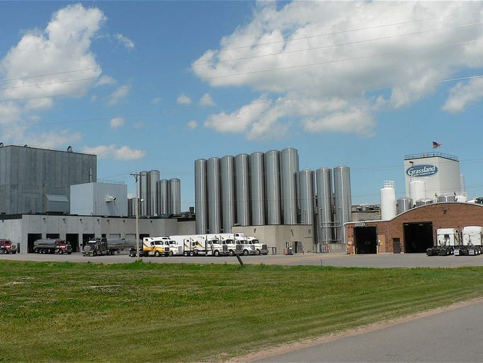 Grassland Dairy Products is located in rural Greenwood