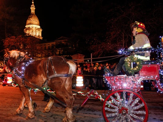 30th Annual Silver Bells in the City