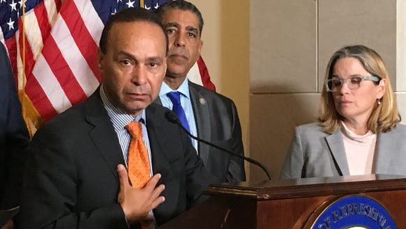 Rep. Luis V. Gutierrez, a Democrat from Illinois, who