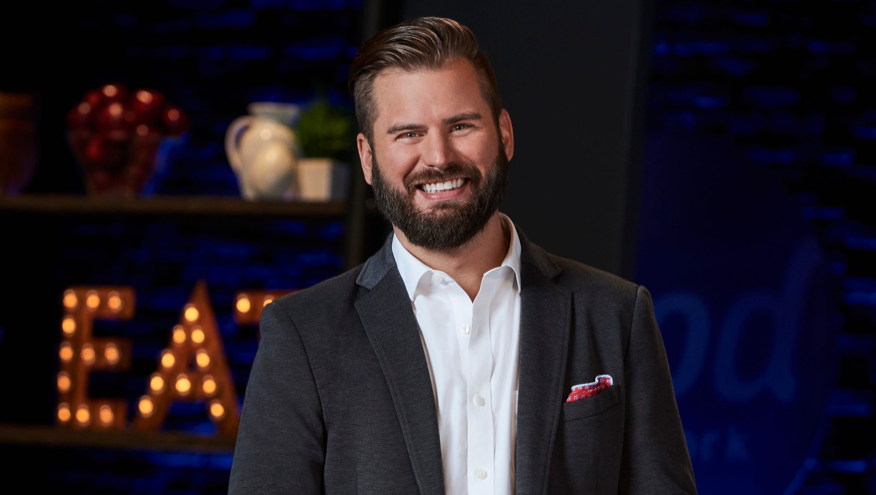The Next Food Network Star Local Chef To Compete On 'food Network Star'