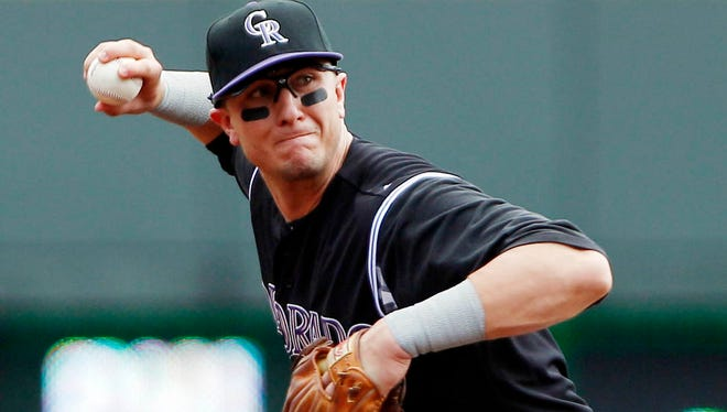 Rockies shortstop Troy Tulowitzki hit .312 with 25 homers and 82 RBI last season, but played in only 126 games.
