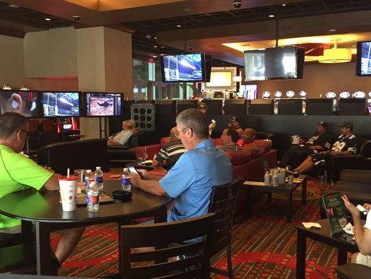 Tag Sports Bar at Linq Hotel & Casino.