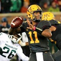 Gophers face quarterback dilemma vs. Illinois