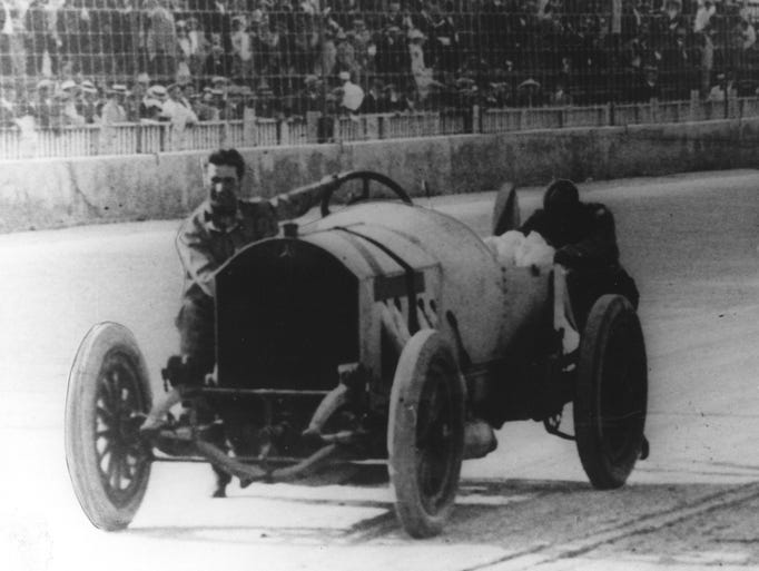 Mercedes Des Moines >> Retro Indy: iconic images of the Indianapolis 500