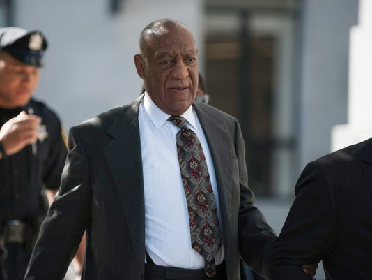 EPA USA JUSTICE PEOPLE BILL COSBY PRELIMINARY HEARING CLJ CRIME JUSTICE & RIGHTS USA PA