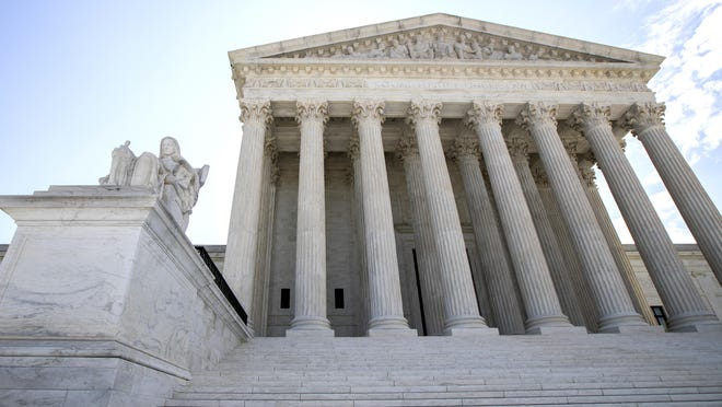 The U.S. Supreme Court is seen Tuesday, June 30, 2020.