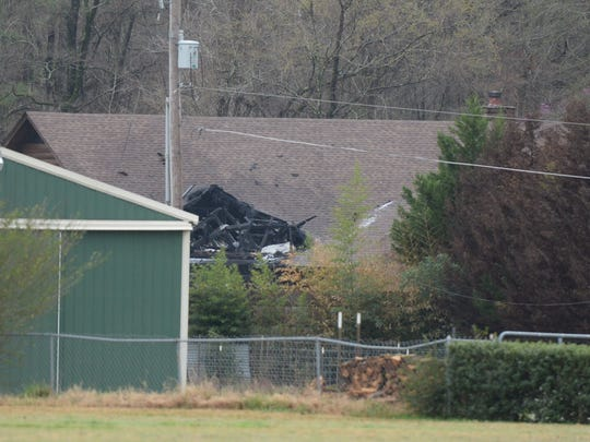 A body was found in a house fire on the 9000 block