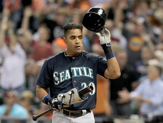 USP MLB: SEATTLE MARINERS AT HOUSTON ASTROS S BBA USA TX