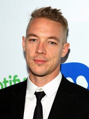 "DJ Diplo was one of the producers on ""Rebel Heart."""