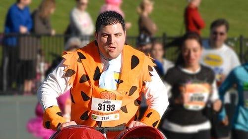 The 11th annual Spinx Run Fest Saturday, Oct. 31, includes a marathon, half-marathon, 10K and 5K races in Greenville, S.C.