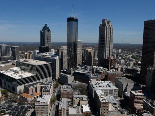 No. 1: Hartsfield-Jackson Atlanta International: The