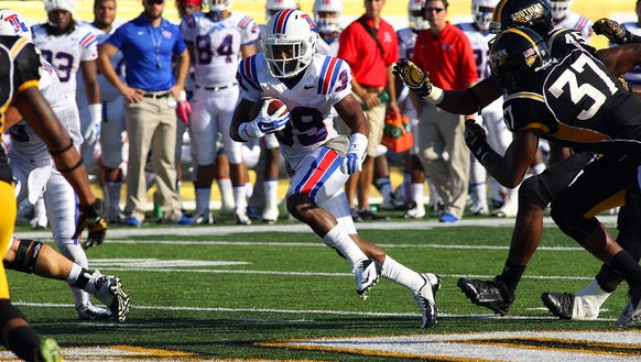 Louisiana Tech and Southern Miss will play Saturday