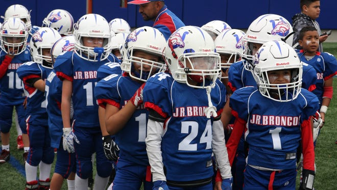 The Monterey Bay Youth Football League confirmed Wednesday that the 2020 season will be canceled.