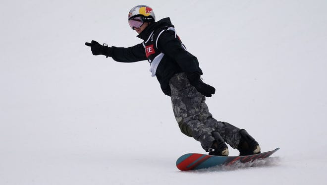 Mark McMorris, seen here in 2016, captured two medals at the X Games.