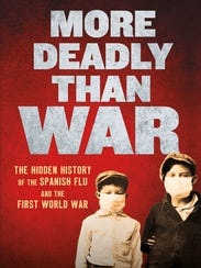 """""""More Deadly than War"""" by Kenneth C. Davis."""