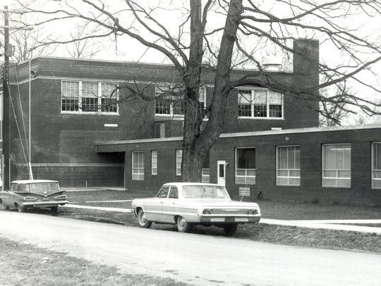 Wellsburg School was one of the schools in the 1957