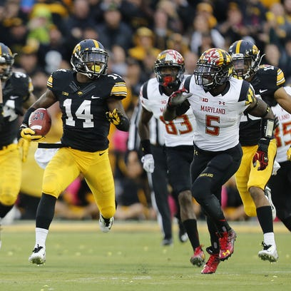 Iowa's Desmond King credited film study for this 88-yard