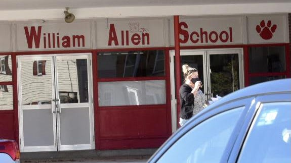 A William Allen Elementary School student has tested positive for COVID-19 and is self-quarantining.