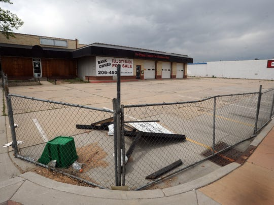 Developer JD Padilla is redeveloping a 3-acre property considered one of the last major development opportunities near the city's center. The property at block 23, is at the intersection of College Ave. and Maple Street. It has been vacant for years.