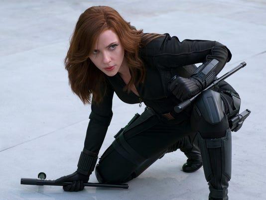 Black Widow solo