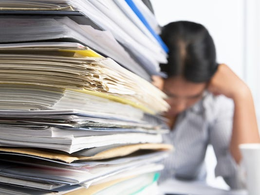 How to tell a boss your workload is too heavy (without looking like a slacker)