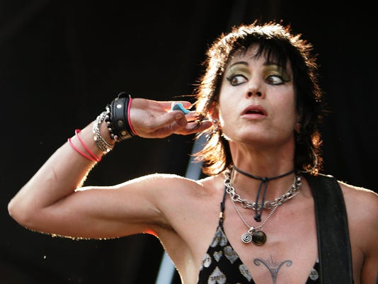 Joan Jett Warped Tour