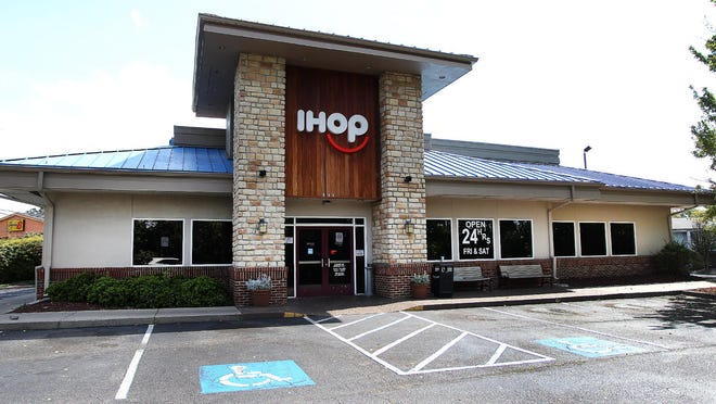 The IHOP on Cox Road closed in April, but a new franchisee reopened the longtime Gastonia restaurant last week.